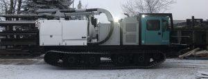 AT-250HD Hydro Excavator